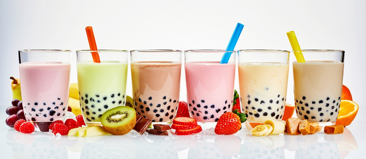 Bubble Tea Craze on GrabFood! cover photo