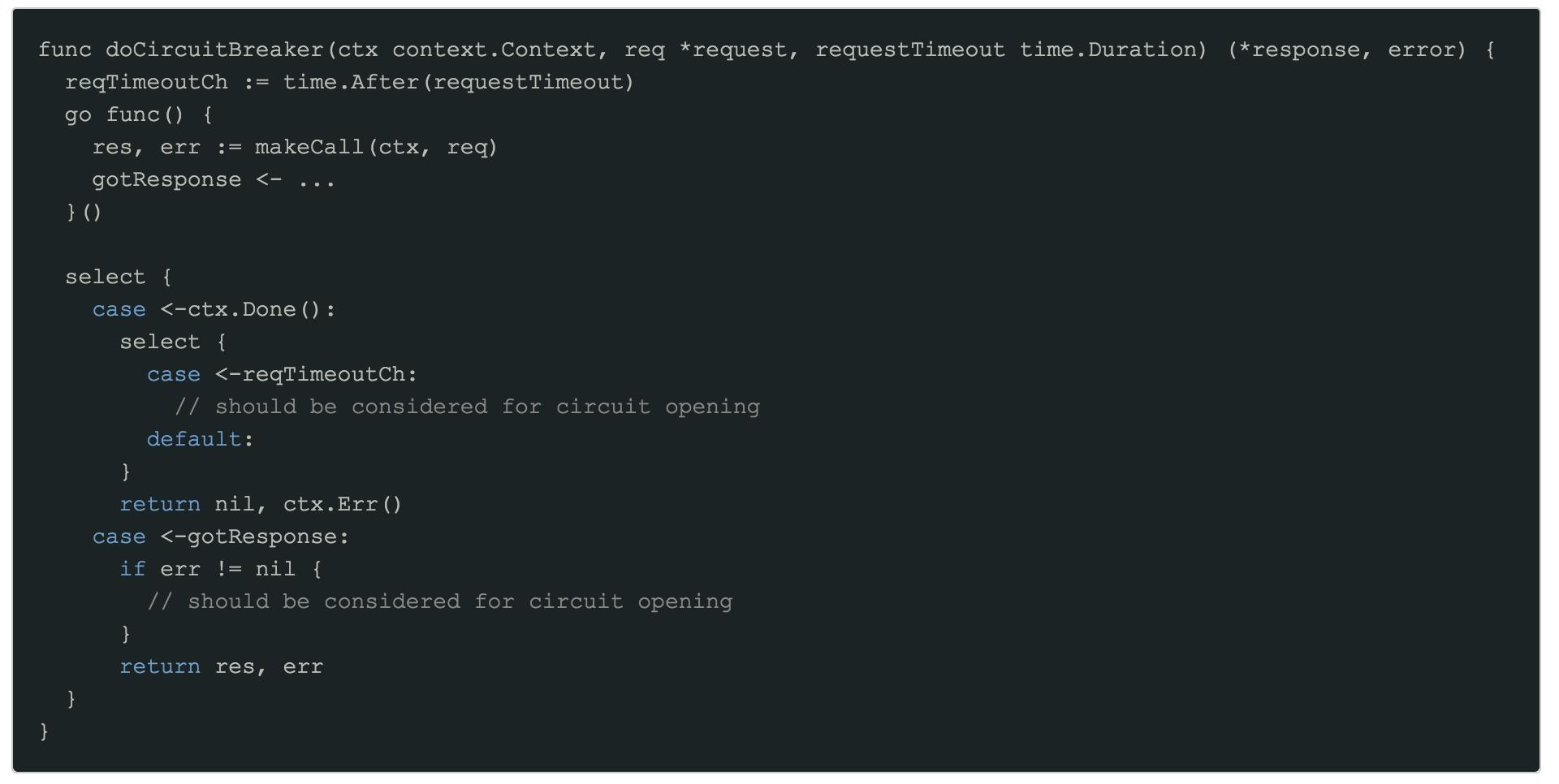 Introduce circuit-breaker logic code - 2