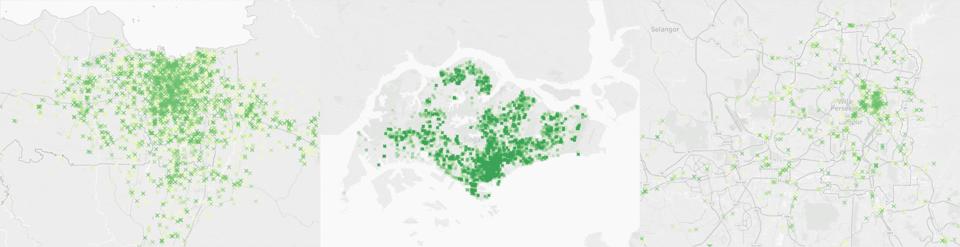 GrabChat's Image-function uptake in Jakarta, Singapore, and Kuala Lumpur (Nov 2018 — March 2019) - Image 1