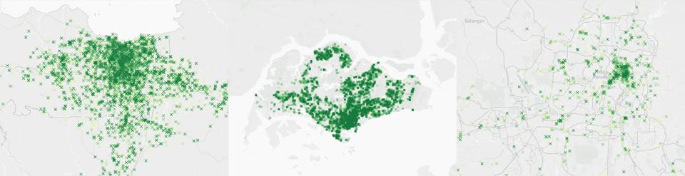 GrabChat's Image-function uptake in Jakarta, Singapore, and Kuala Lumpur (Nov 2018 — March 2019)  - Image 2