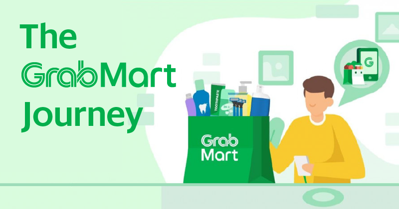 The GrabMart journey cover photo