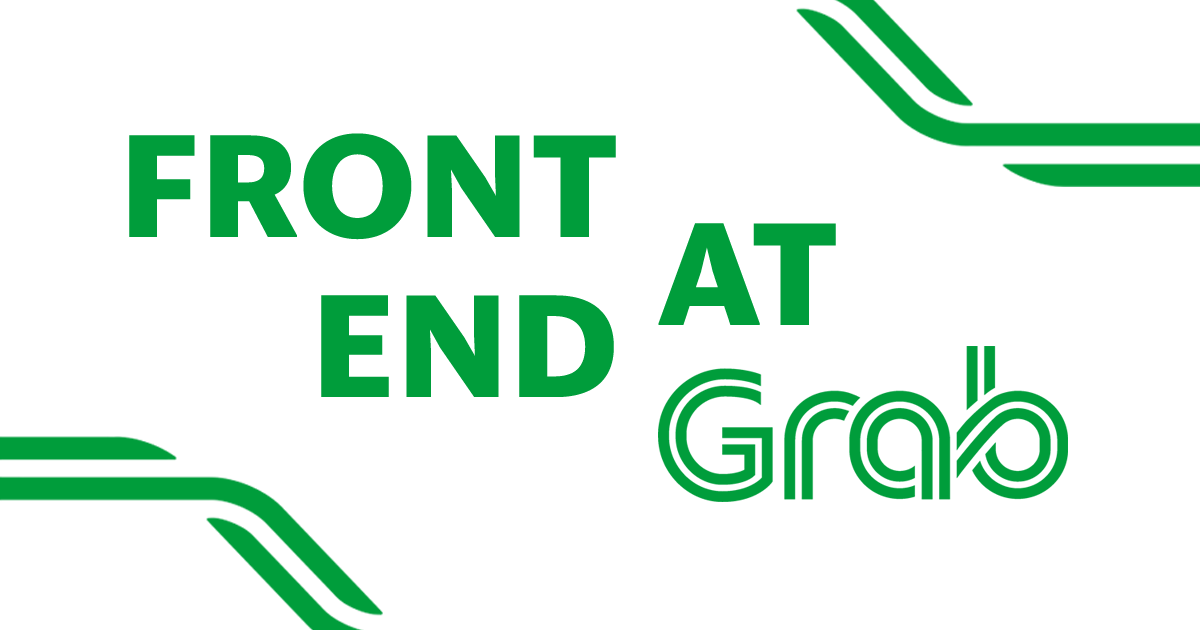 Grab's Front End Study Guide cover photo