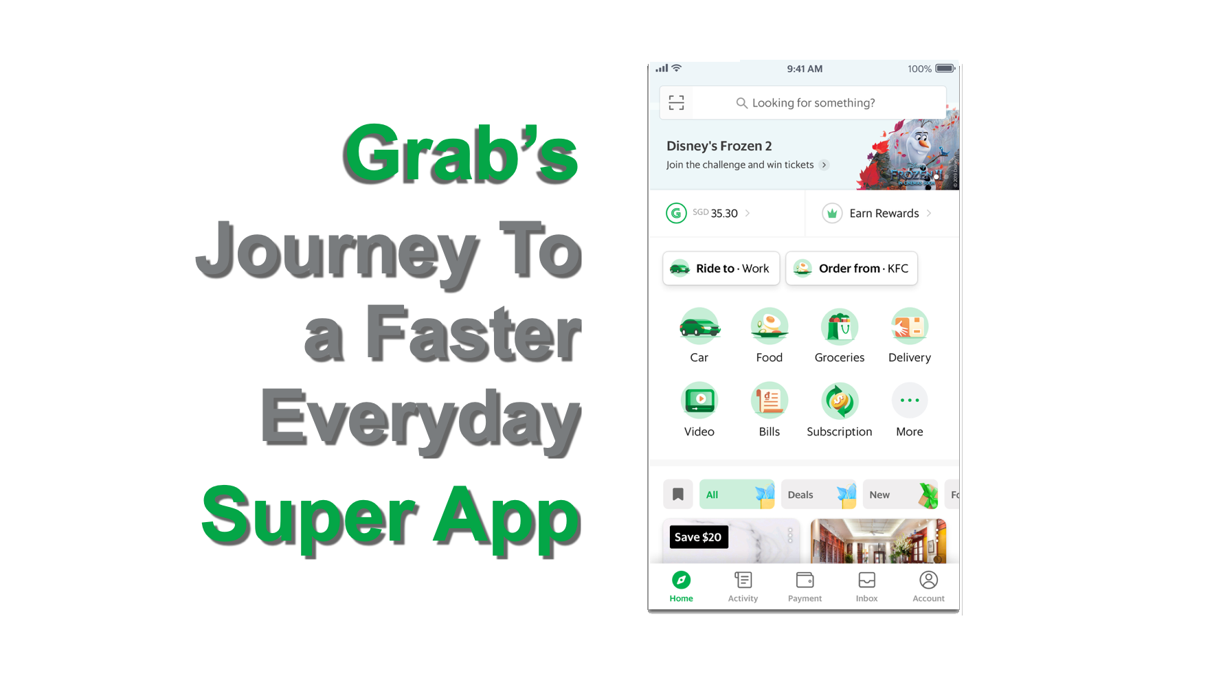 Journey to a Faster Everyday Super App Where Every Millisecond Counts cover photo