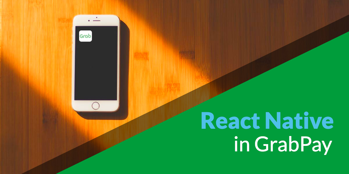 React Native in GrabPay cover photo