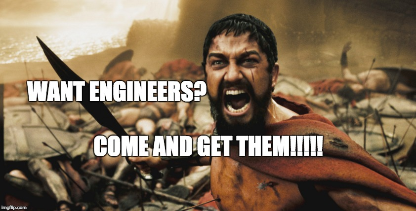 So You Need to Hire Good Engineers cover photo